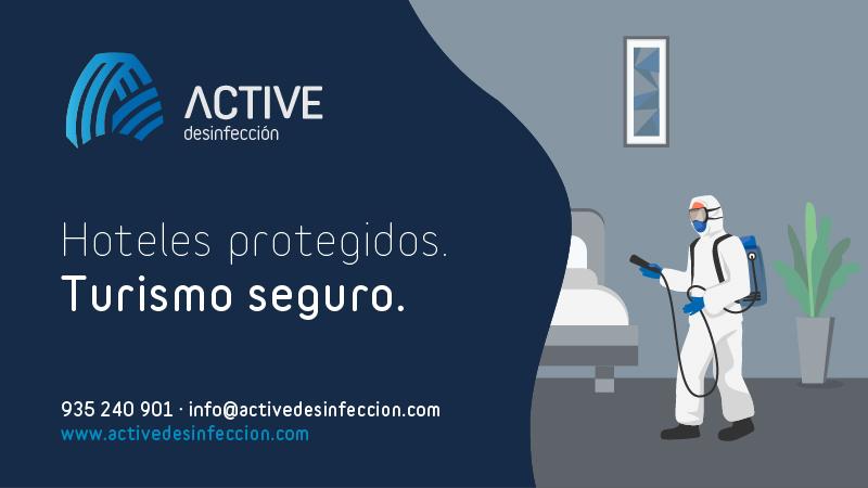 Active Desinfección