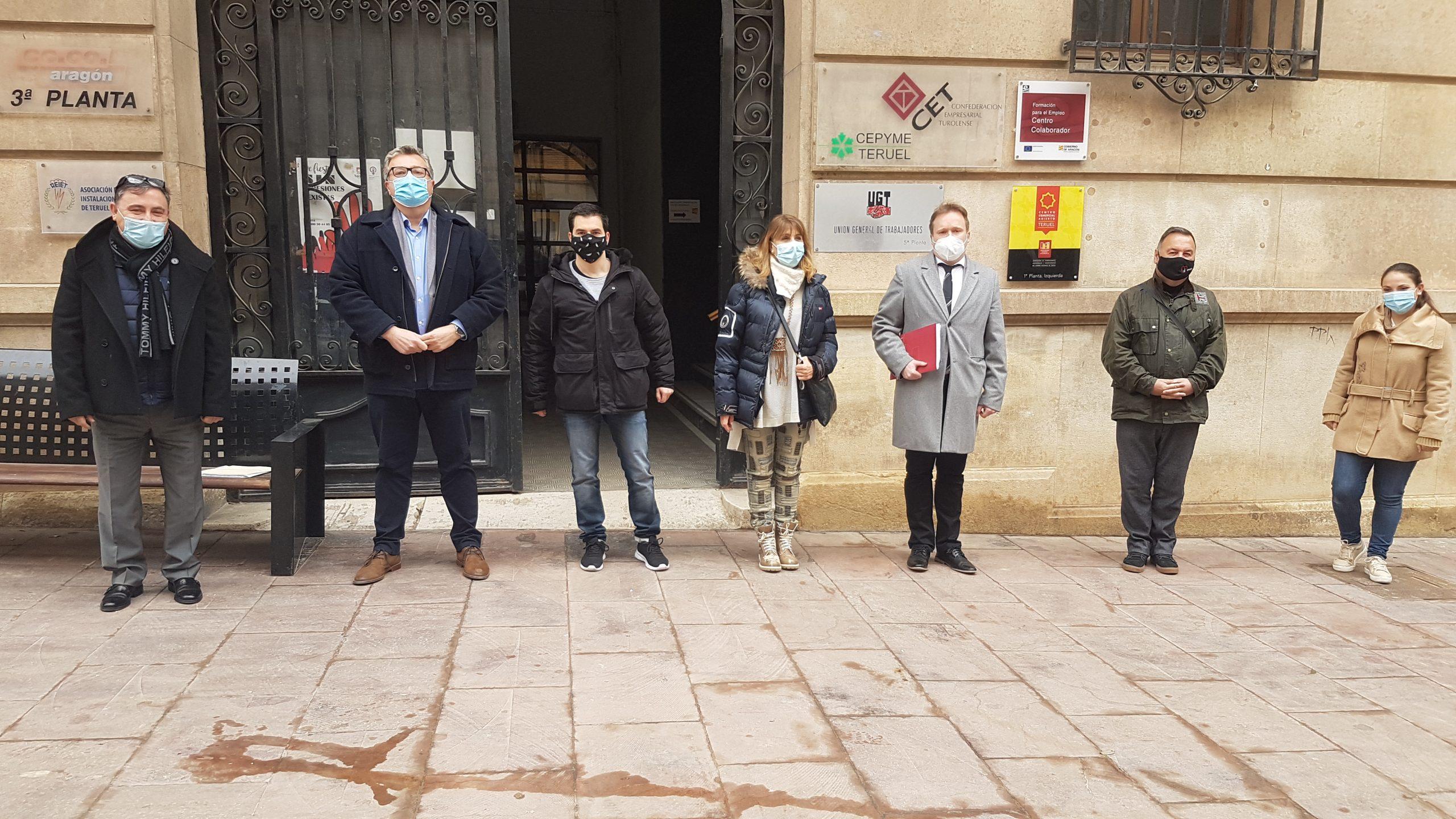 Asociación Provincial Teruel Empresarios Turísticos