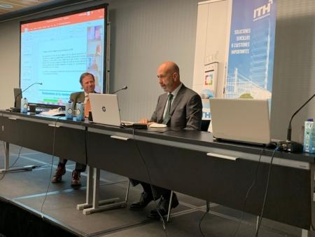 Javier García Cuenca releva a Juan Molas como presidente de ITH