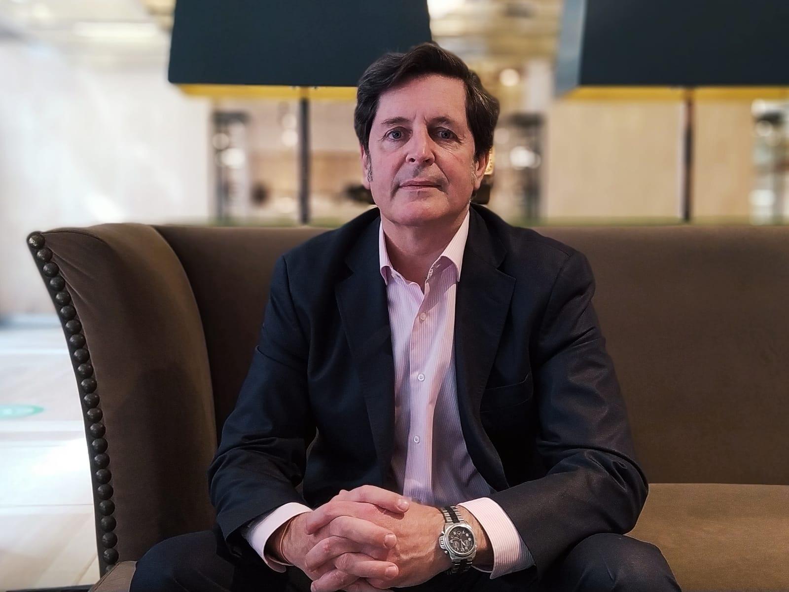 Carlos Cámara - Director comercial de CEHAT