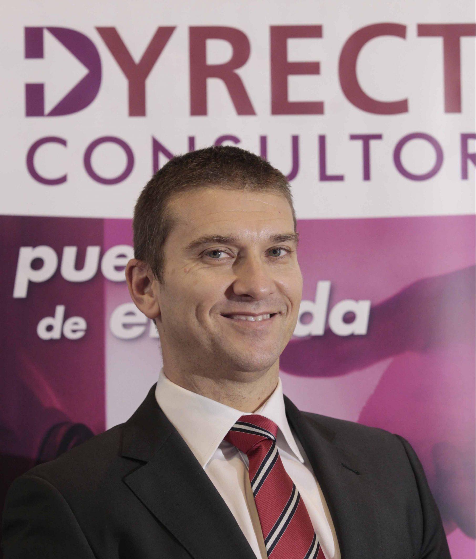 David Hoys director de consultoría en Dyrecto Consultores