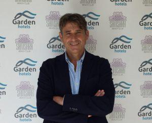 Jaume Ordinas, interventor general de Garden Hotels