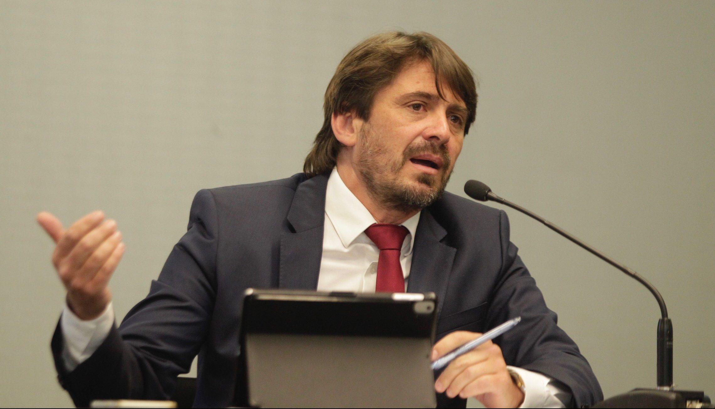 Jorge Marichal - presidente de CEHAT