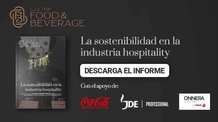 informe sobre sostenibilidad en la industria hospitality