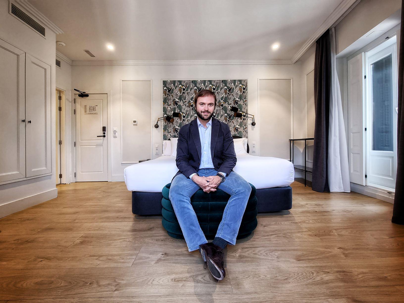 Gonzalo Armenteros de Dalmases, presidente de Soho Boutique Hotels