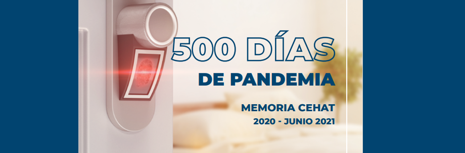 Portada-Memoria Pandemia-CEHAT